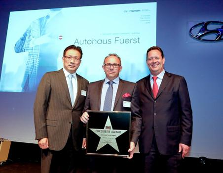 Der beste Hyundai Händler Europas kommt aus Oberwart!