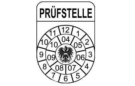 """""""Pickerl"""" - die Überprüfung nach §57a KFG"""