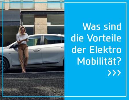 Was sind die Vorteile der Elektromobilität